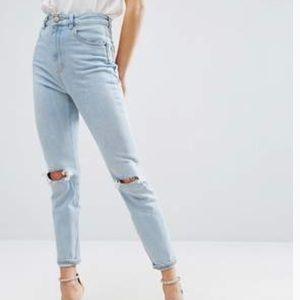 ASOS High Jeans